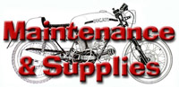 Maintenance & Supplies