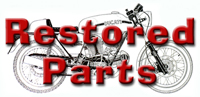 Restored Items For Sale
