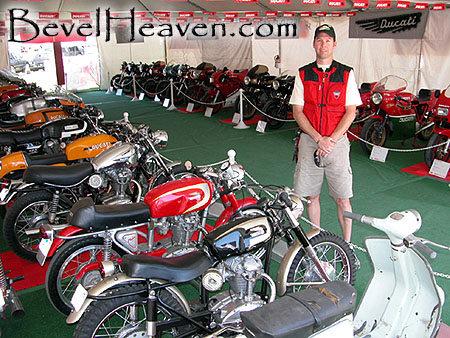 Bevel Heaven founder Steve Allen