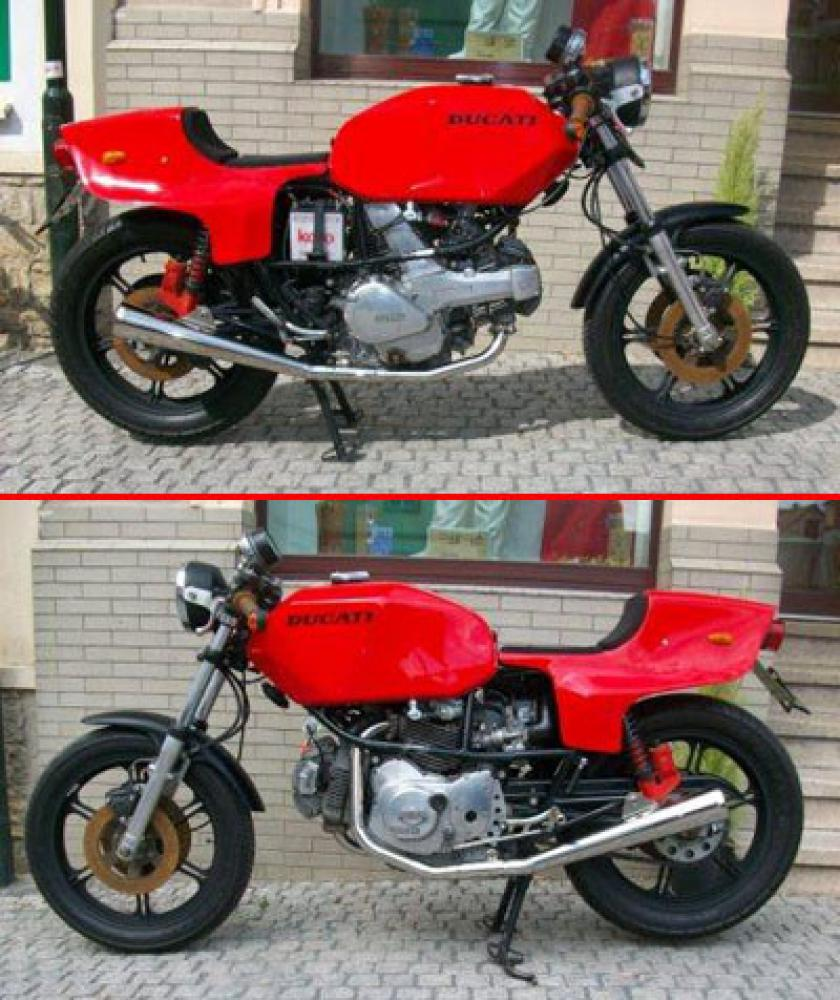 Keihan Exhaust Ducati