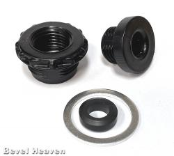 Gland Nut Assembly - All Plastic As Per Early Originals
