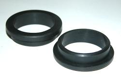 Headlight Bracket Rubber Set - 31.5mm [2 pieces]