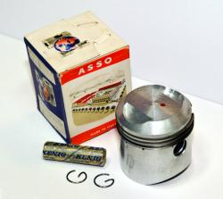 Piston Kit - 74mm - 250 Mark 3 etc