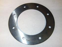 Plate - Clutch Back 500SL