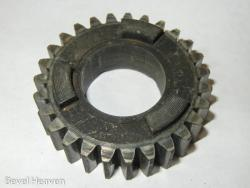 Gear - Mainshaft 4th Gear 27 Teeth 750F1