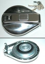Gas Cap [50mm seal] - Lockable Type w/2 Keys