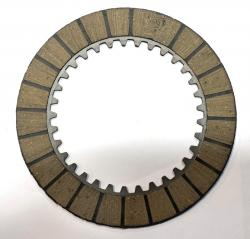 Clutch Plate - Straight Teeth - Bevel Twins