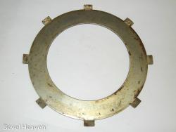 Clutch Plate - Steel Bent Tabs