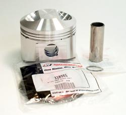 Piston Kit: 81mm Wiseco High Compression - 750GT/Sport