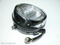 Headlight - Complete Late 750GT
