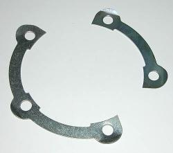 Rear Sprocket [zinc] Lock Tab Kit - Twins