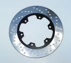 Brake Rotor - 245mm Rear - Fits Ducati Belt 2 Sided S/Arm Models