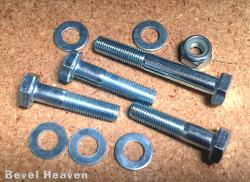 Shock fastener Kit - Darmah