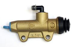 Master Cylinder - Brembo Rear Brake 11mm - Gold Straight Outlet