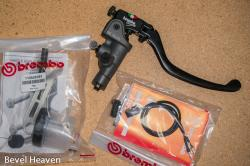 15mm RCS Brembo Brake MC Kit