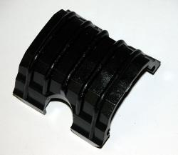 Brembo F08 Pad Cover - dual bleed screw type
