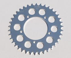 530 Rear Sprocket - BARE or TITAN Aluminum - Bevel Twins