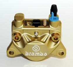 Brake Caliper - Brembo 32G GOLD - Top Inlet & Bleed