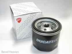 Oil Filter - Genuine Ducati - Modern Ducati w/Spin On Filter