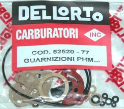 Dellorto PHM Seal Kit