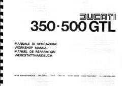 Workshop Manual - 350 & 500cc Parallel Twins