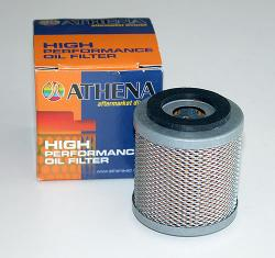 Oil Filter - Genuine ATHENA - bevel twin