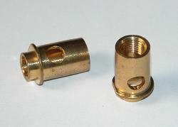 Atomizer Nut - 3mm Spray Nozzle - PHF & PHM [Dellorto 4 stroke]