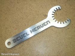 Exhaust Nut Wrench - Bevel Drive Twins [750-860-1000] & Singles [250-450]