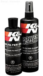 K&N Filter Care Service Kit - Squeeze
