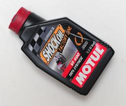 "MOTUL Shock Oil 'Factory Line"" VI400 2.5W-20W 100% Synthetic"
