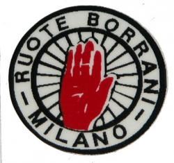 Sticker: BORRANI