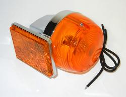 CEV 18410 New Style Turn Signals w/Orange Reflector