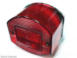 CEV 9350 Tail Light Assembly - Chrome Back