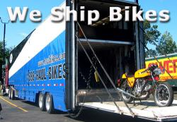Bike Shipping w/in USA