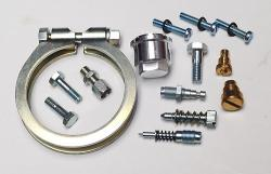 Dellorto Fastener Restoration Kit - PHM Carbies w/Deep 14mm Float Bowl Nut