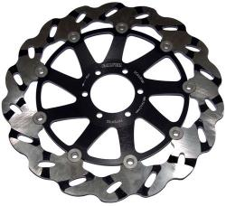 "Front Galfer SUPERBIKE ""WAVE"" Rotor - All Ducati Sport Classics"