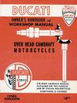 Ducati OHC Singles Owner's Handbook & Workshop Manual - Digital
