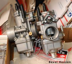 Dellorto PHF Carb Rebuild Instructions