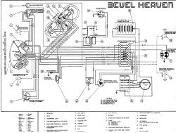 ducati wire diagrams