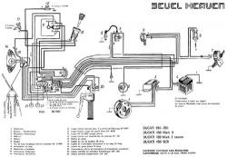 ducati wire diagrams