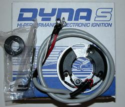 Dyna S Ignition - 750 Sport, GT & SS