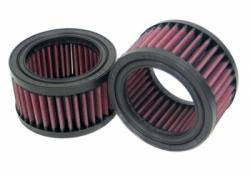 K&N Air Filter Set [2] - Fits All Stock 860/900 Air Boxes