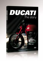 Ducati - The Story. The History Of Ducati on DVD - NTSC or PAL