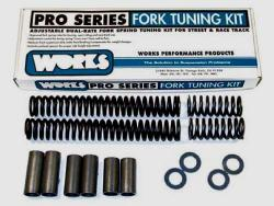 Fork Spring Kit - 38mm Works Performance Dual Rate
