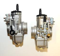 Dellorto PHM 40 ND/NS Carb Set (pair)