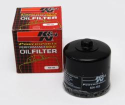 Oil Filter - K&N - All Ducati w/Spin on Oil Filter