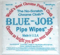 Blue Job Pipe Wipe