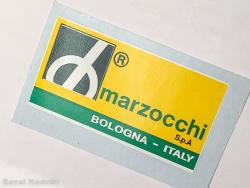 Sticker: MARZOCCHI [Green]