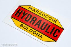 Sticker: MARZOCCHI - HYDRAULIC