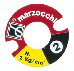 Sticker: Marzocchi Round Reservoir
